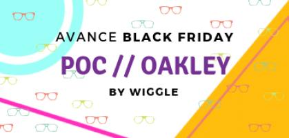 Avance Black Friday by Wiggle